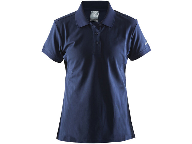 Craft Classic Pique Mujer, navy